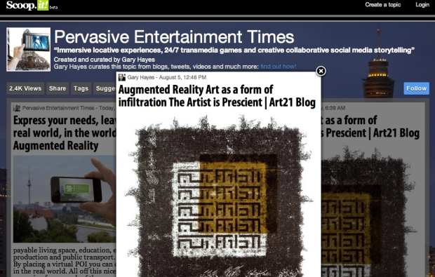 Personalize Entertainment Times, August 6, 2011.