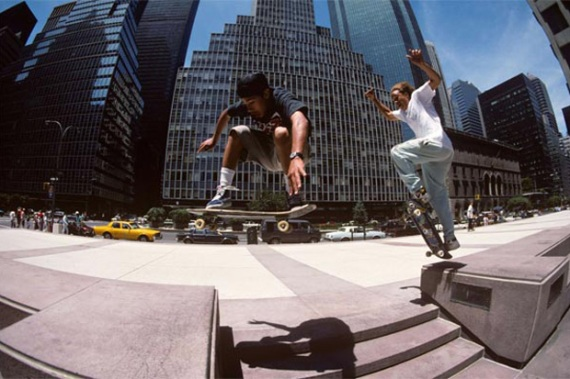 Streetwear. Full Bleed: New York City Skateboard Photography (2010).