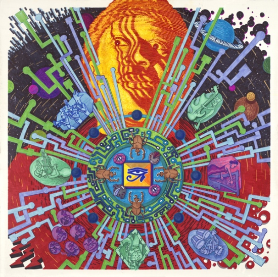 Pedro Bell's Sun Ra