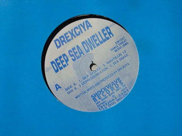 Drexciya / Deep Sea Dweller - A