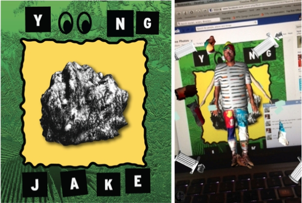 """Yung Jake. """"Augmented Real,"""" 2013. Photo by Nettrice Gaskins, Courtesy the artist."""