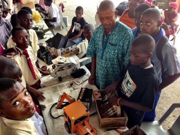 Maker Faire Africa 2012.