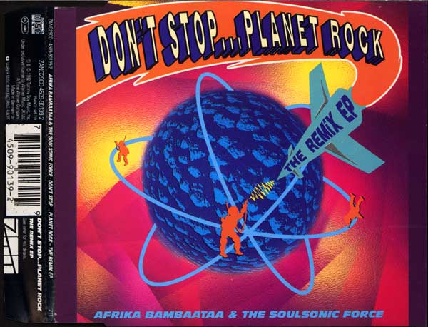 """Planet Rock,"" a 1982 song by Afrika Bambaataa & the Soulsonic Force helped change the foundations of hip-hop and dance music."